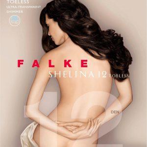 FALKE SHELINA 12, 40029 TOELESS