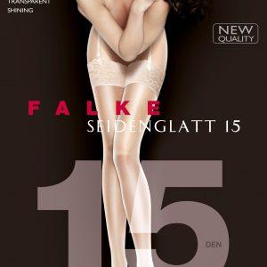FALKE SEIDENGLATT 15 JARRETEL KOUSEN 41519
