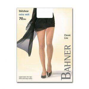 BAHNER STEUNPANTY 70 DENIER EXTRA WEIT, 102