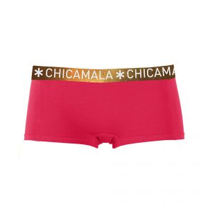 CHICAMALA (MUCHACHOMALO) DAMES SHORT SOLID REXIE 1215-Q121-REXIE03