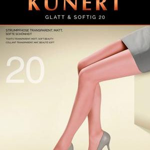 KUNERT GLATT & SOFTIG 20  PANTY 3103