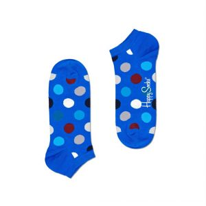 HAPPY SOCKS BIG DOT LOW SOCKS, BDO05-6300