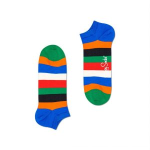 HAPPY SOCKS STRIPE LOW SOCK, STR05-0200